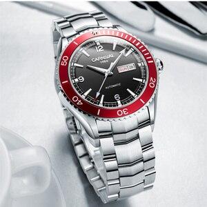 Image 3 - Miyoka montre automatique saphir pour hommes, marque de luxe, carnaval, mécanique, étanche, collection 2020