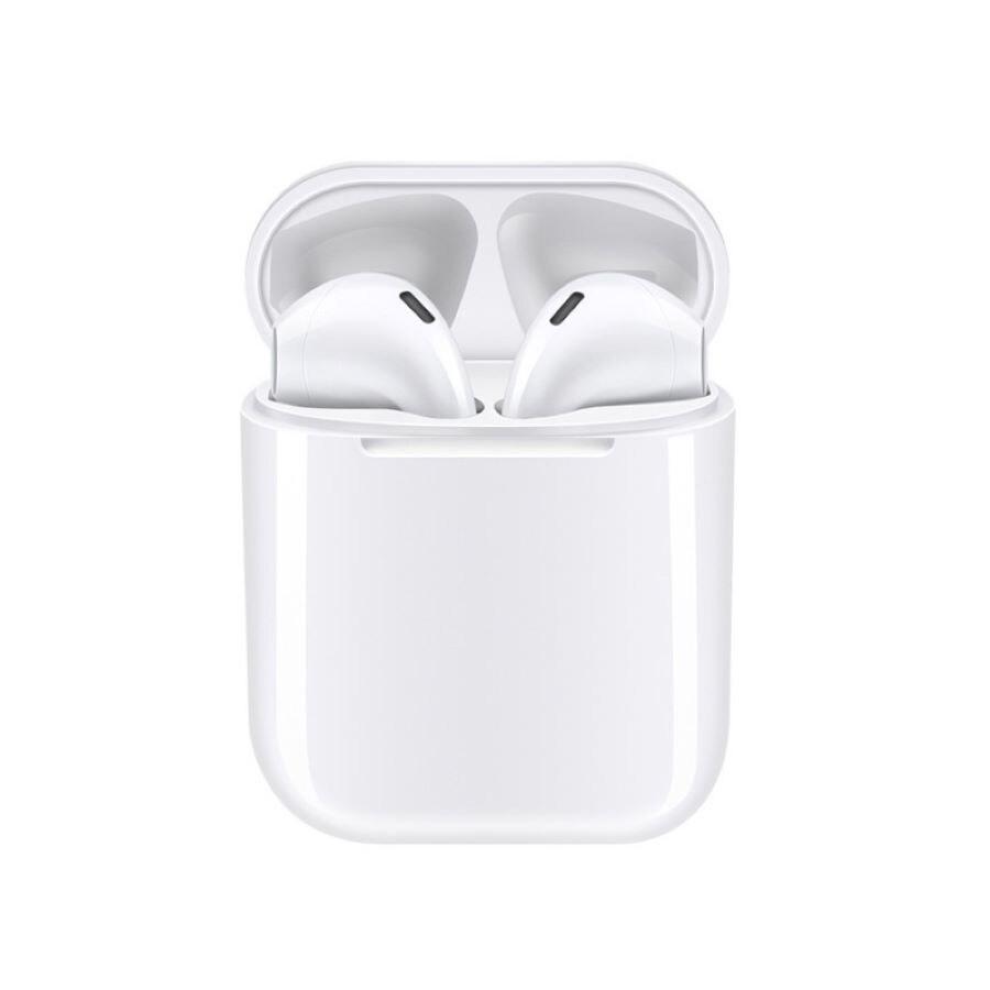 I12 Bluetooth гарнитура Inpods12 Macaron Беспроводная TWS Спортивная бинауральная 5,0 сенсорная мини Bluetooth гарнитура