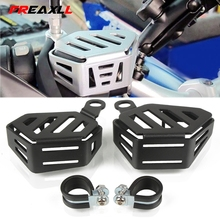 For BMW R1200GS 2013 2014 2015 2016 2017 ADV Motorcycle Clutch Oil Cup Protective Cover Guard Stainless Steel