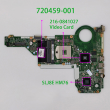Mainboard Hp Pavilion HM76 DA0R62MB6E1 2G 720459-001 for 14-E/15-E-Series Laptop Tested