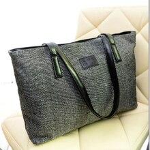 Canvas Tote Bag Fashion Women's Handbags Travel Big Bag Ladi