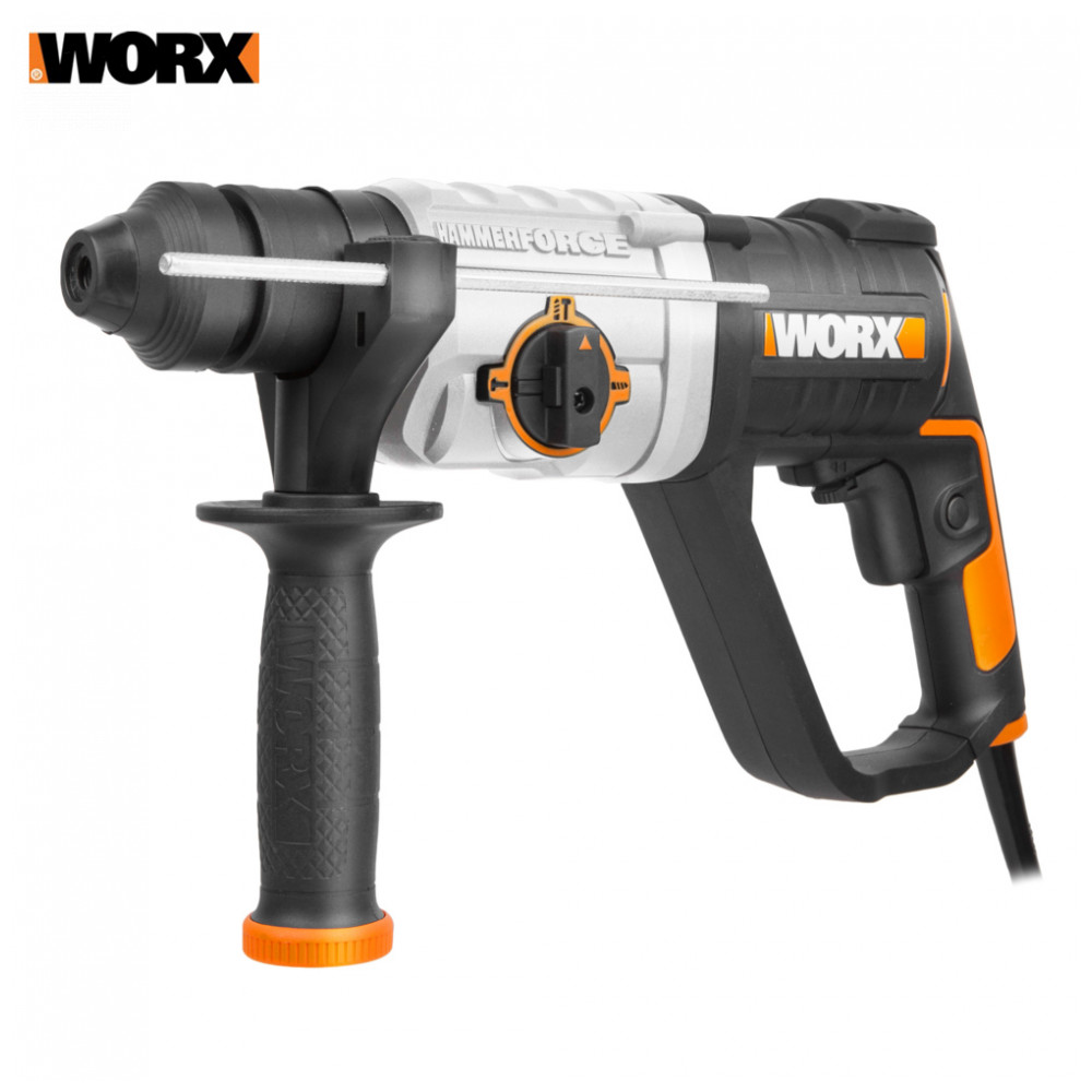 Electric Hammer Worx WX339 Tools Power Tool Perforator perforators hand hammers impact drill drills with a case