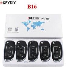 5 PCS/LOT, Original Universal Remote Control Key B Series for KD X2 KD900 KD900+,URG200 ,KEYDIY B Series Remote for B16