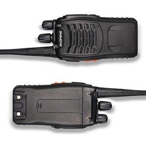 Image 4 - 3pcs Baofeng BF 888S Walkie Talkie BF 888s Ham Radio Earpieces 5W 400 470MHz UHF FM Transceiver Two Way Radio Comunicador