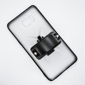 Image 5 - Fiets Telefoon Mount Houder Case Fiets Stuur Cradle Stand Bike Mount Phone Houder met Grip Clip Case voor Galaxy Note 5/8/9