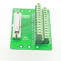 DHL/EMS 10 VIELE DB25 D SUB jack 25 pin port Terminal Breakout PCB Board header 2 reihe 180 grad  d2-in Batteriezubehörteile und Ladezubehör aus Verbraucherelektronik bei