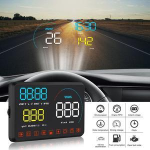 Car HUD Head-up Display OBD2 F