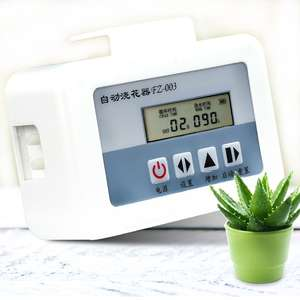 New Solar Intelligent Automatic Watering Timer Watering Device Watering Irrigation Timer Set Home USB Charging