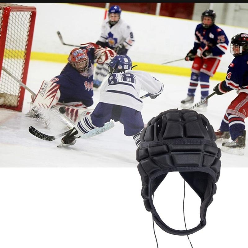 Soft Padded Headgear Youth And Adult Football Headgear Anti-Collision Helmet For Soccer Football