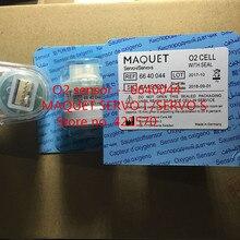 Compatible con MAQUET servo i, servo s 66 40 044, MAQUET de la célula de oxígeno 6640044 SERVO/SERVO 6640044 S 6640045 O2 sensor