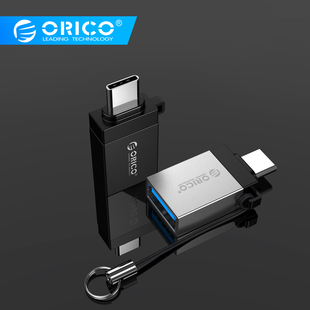ORICO OTG USB 3.0 To Type C Micro B USB Type-C OTG Adapter Converter For Samsung Macbook OPPO Adapter