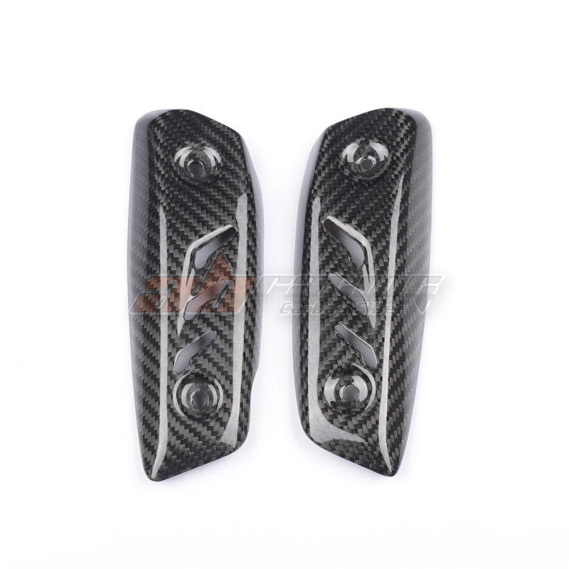 Speed Triple R S Side Radiator Trim Cover Panel Fairing G For Triumph Speed Triple R S  2015-2019 Carbon Fiber
