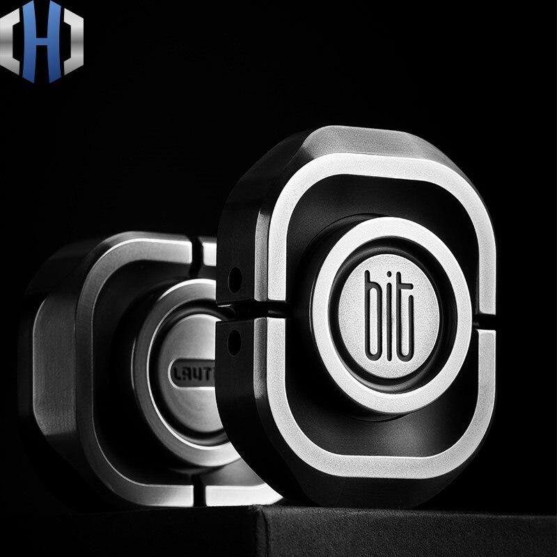 New Arrival LAUTIE Titanium Alloy Fingertip Gyro EDC Decompression Bit EDC