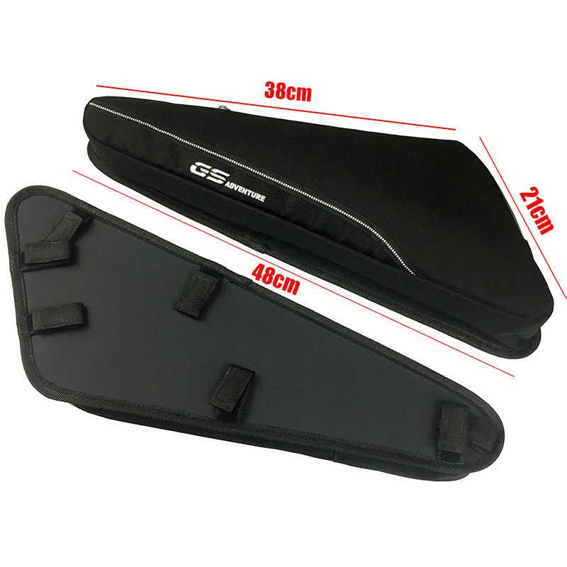 Strumento di Riparazione moto Posizionamento Frame Bag Triple-punte Cornici E Articoli Da Esposizione Cassetta Degli Attrezzi per BMW R1200GS ADV LC R1250GS F750GS F850GS R1200R R