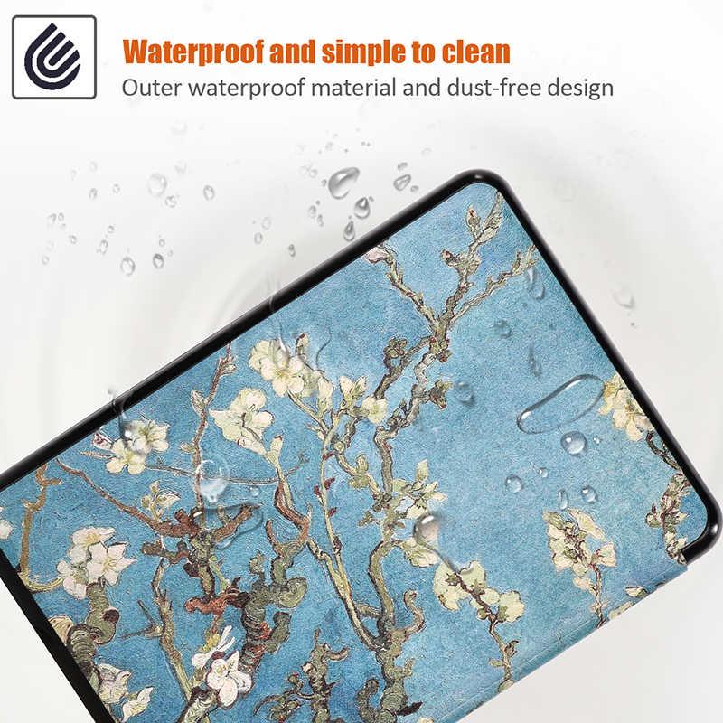 2018 kindle Paperwhite 4 étui pour Funda Amazon Kindle Paperwhite 10th génération couverture coque de protection rabat E-book Capa
