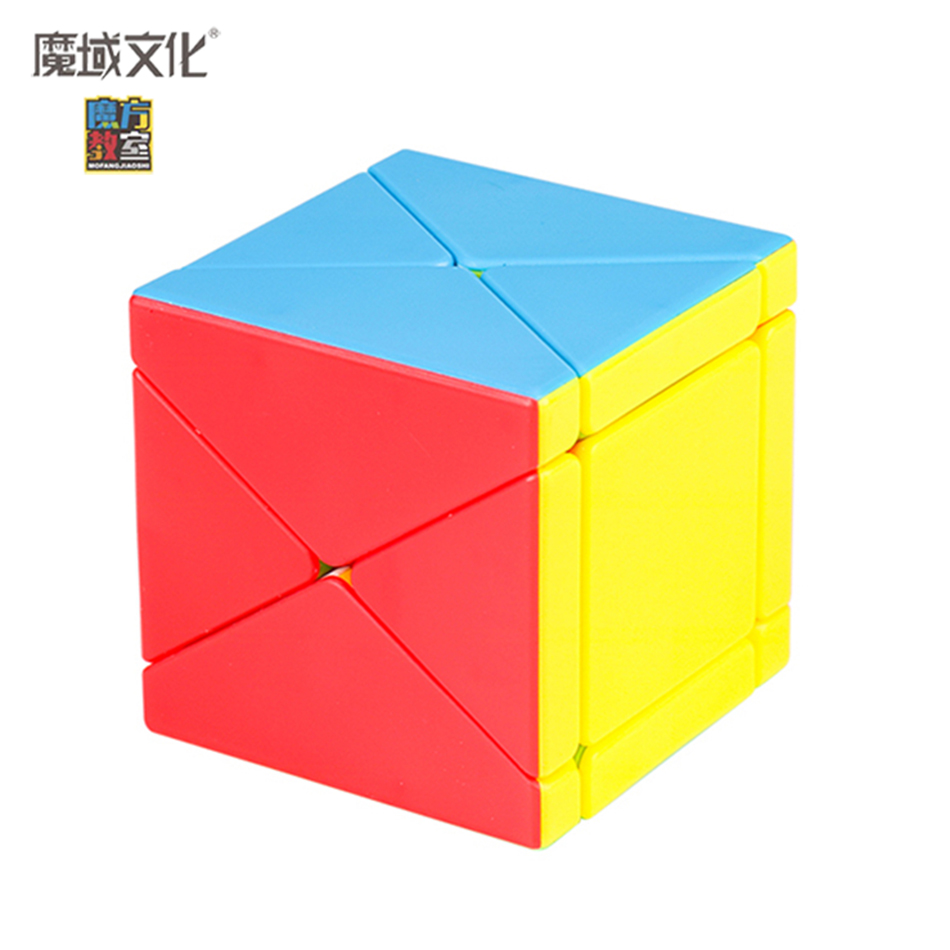 Newest MoYu Cubing Classroom X Magic Cube Skew Puzzle Cube Professional Speed Cubo Magico Educational Toys For Students MF8846