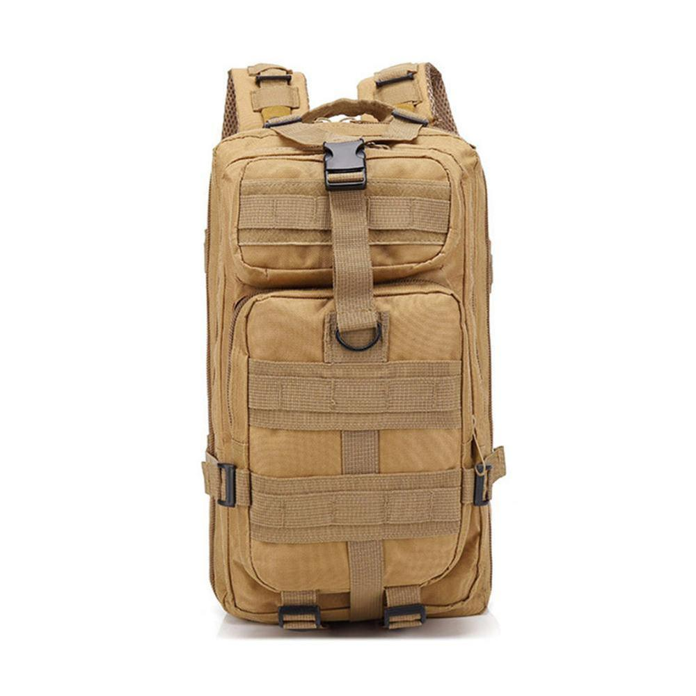30L Tactical Backpack Outdoor Travel Hiking Sport Military Backpacks Shoulder Bag Durable Camping Hunting