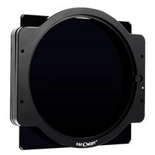 Новые K& F Concept квадратный держатель фильтра с 7 шт. фильтр кольца-адаптеры для совместим с Canon Nikon Камера объектив