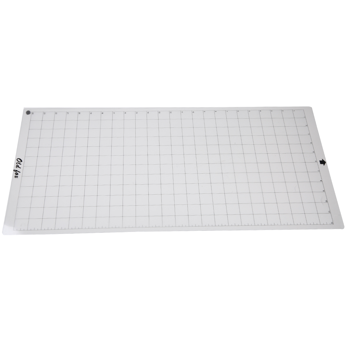1pc Replacement Cutting Mat Transparent Light Hold Adhesive Cutting Mat With Measuring Grid For Silhouette Cameo Plotter Machine