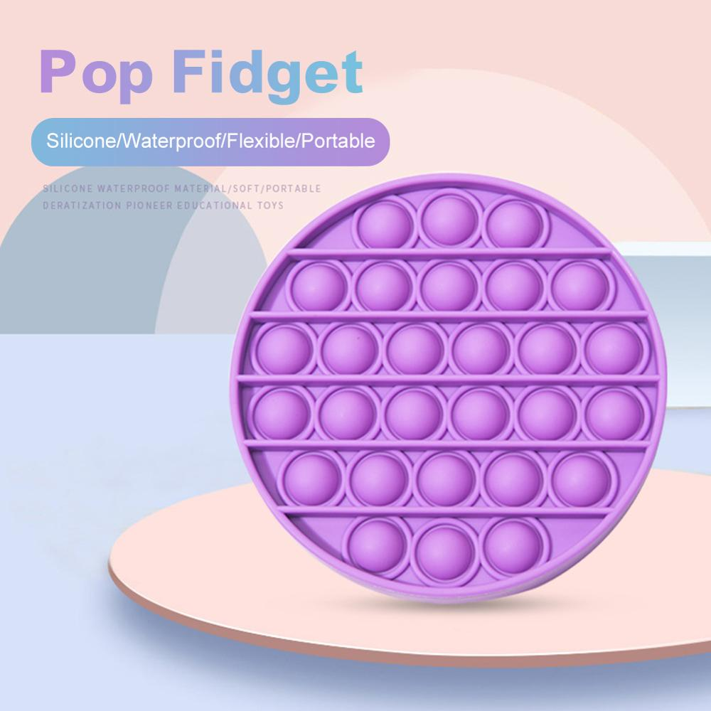 Antistress Toys Bubble Popping Game 2