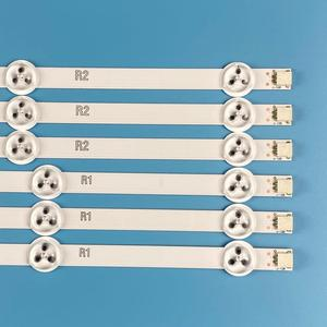 Image 4 - 12Pcs 47 LED רצועות ברים עבור LG 47LN5400 CN 47LP360C CA 47LN519C CC 47LN5790 47LN5750 47LN5700 47LN5200