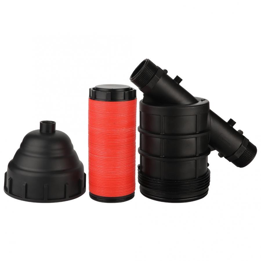G1-1/2 ''сельскохозяйственный разбрызгиватель садовый капельный орошение ламинированный фильтр дисковый фильтр Мужская нить для орошения теплицы