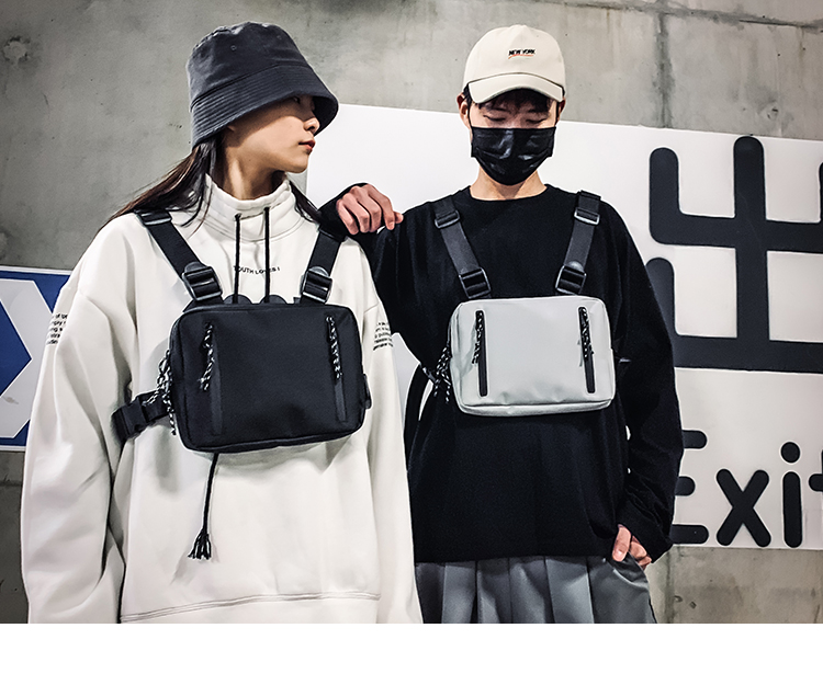 Hdb20aa8d79cc4a91aeb0d16df5c27de9Q - Fashion Chest Rig Bag For Men Waist Bag Hip hop streetwear functional Tactical Chest Mobile Phone Bags Male Casual Fanny Pack