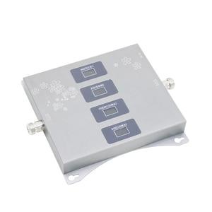 Image 3 - Четырехдиапазонный усилитель сотовой связи 900/1800/2100/2600 МГц 4G 3G GSM усилитель телефонного сигнала GSM DCS WCDMA LTE 2G 3G 4G сотовый ретранслятор
