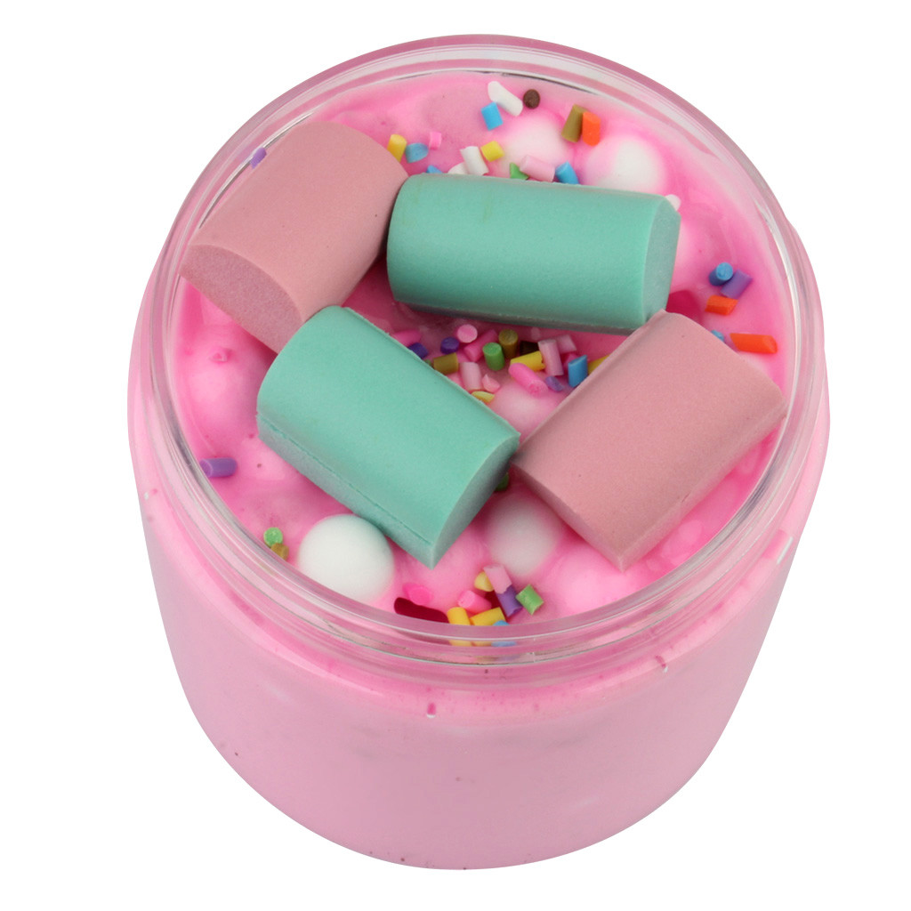 Charms Gum Polymer Clay Antistress Child Creativity Imagination Education Toys Stress Relief Gadgets Kid Adult Toys Gift #B