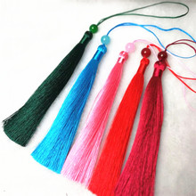 New Chinese knot tassel tassel curtain tassel hanging ear DIY jewelry making material decoration mini tassel accessories