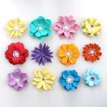DUOFEN METAL CUTTING DIES 2019 New varieties of 3D flowers stencil for DIY papercraft projects Scrapbook Paper Album