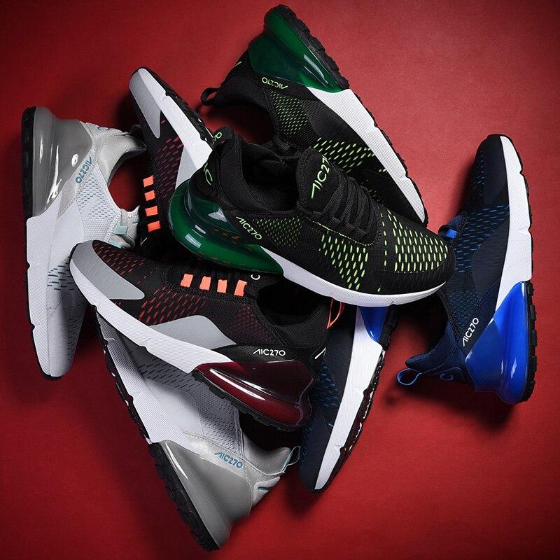 2020 KICKQZQP Shoes Men Women Unisex Dropshipping 270 Sneakers New Colors Arrival Brand  Adult High Quality Zapatillas Hombre