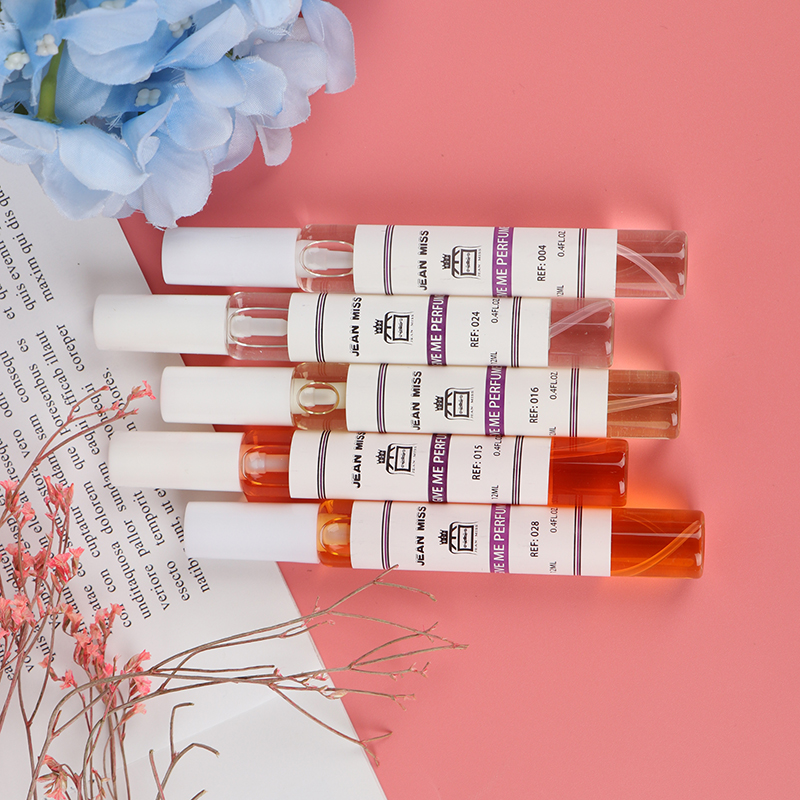 12ML Female Parfum Women Perfumed Men With Pheromone Body Spray Scent Lasting Fragrance For Sweat Deodorant