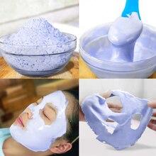 1 упаковка Очищающая маска Спа Качество Лаванда мягкая Порошковая маска для лица шрамы Успокаивающая и увлажняющая обработка 250 г