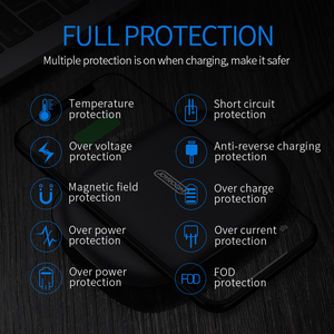 Image 5 - Joyroom 5W Schnelle Drahtlose Lade Für QC 3,0 Schnelle Handy ladegerät Für iPhone 11 X XR XS Max Samsung s10 S9 Hinweis 10 Xiaomi Mi 9