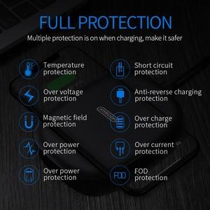 Image 5 - Joyroom 5W ricarica Wireless veloce per QC 3.0 caricabatterie rapido per iPhone 11 X XR XS Max Samsung S10 S9 nota 10 Xiaomi Mi 9