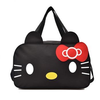 New Travel Bag Big Capacity Men Hand Luggage Travel Duffle Bags Weekend Bags Women Multifunctional Travel Bags Organizer Package