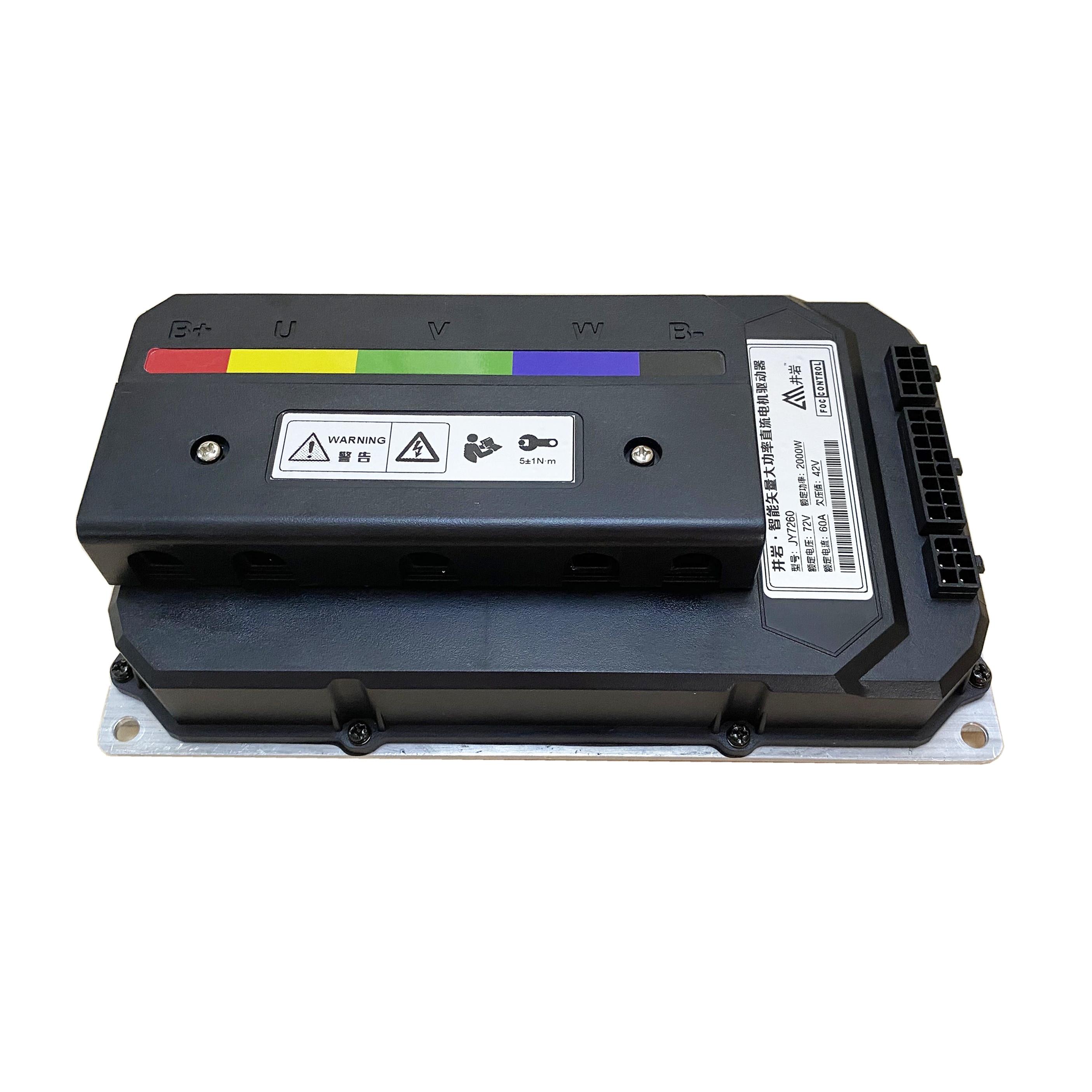 Sine Wave Motor Controller 72V 1KW - 1.5KW