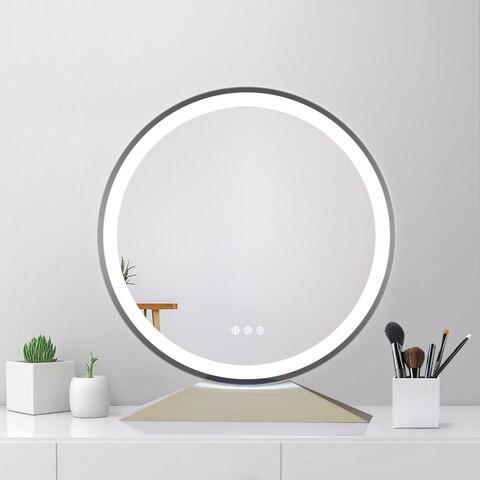led retroiluminado espelhos cosmeticos