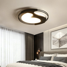 Nordic Creative Geometry Modern Italian Remote Dimmable Led Lamp Ring Designer Mount Ceiling Lounge Room Light Bedroom Lighting nordic special designer geometry led ceiling light creative kitchen bedroom light diy pattern ceiling light free shipping