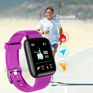 Waterproof Watches Wristband Bluetooth Sports Reminder-Clock Heart-Rate Men's Phone Link
