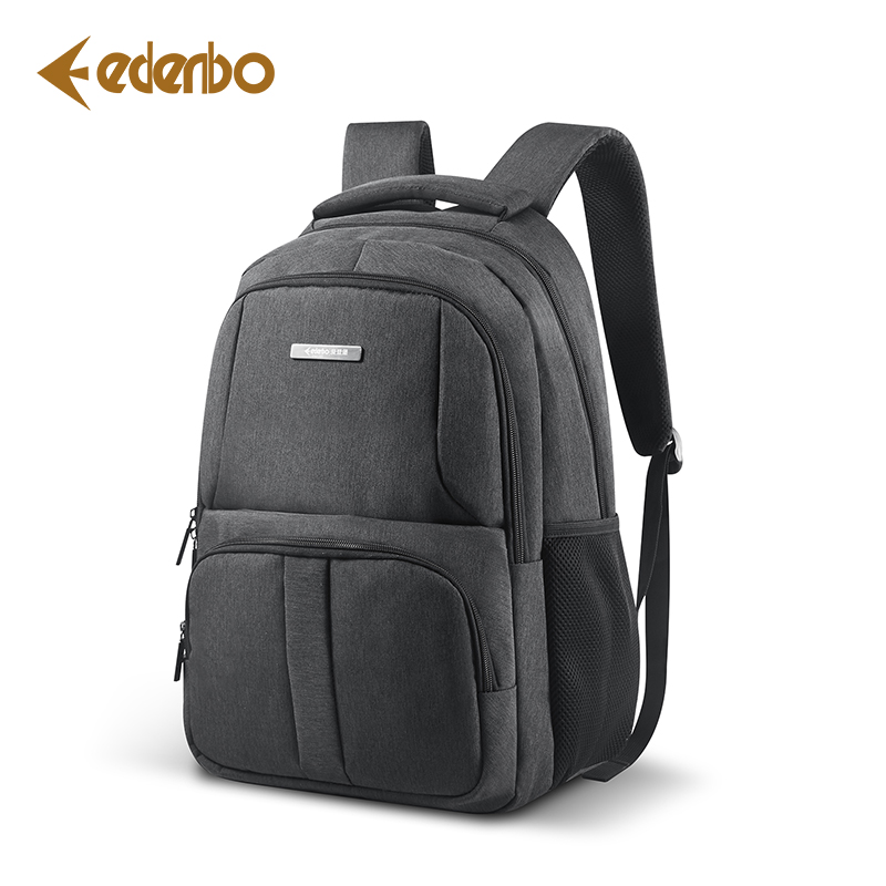 2020 Fashion Laptop Backpack Slim Man Waterproof Anti Theft Travel Mens Business Gray Nylon Back Pack Backbag Backpack
