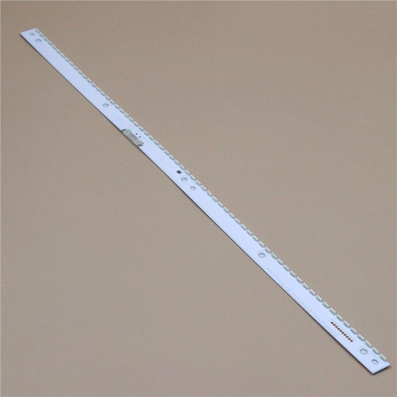 LED Array Bars For Samsung UN49K6500 UN49K6250 LED Backlight Strips Matrix LED Lamps Lens Bands V6EY_490SM0_LED64_R4 LM41-00300A