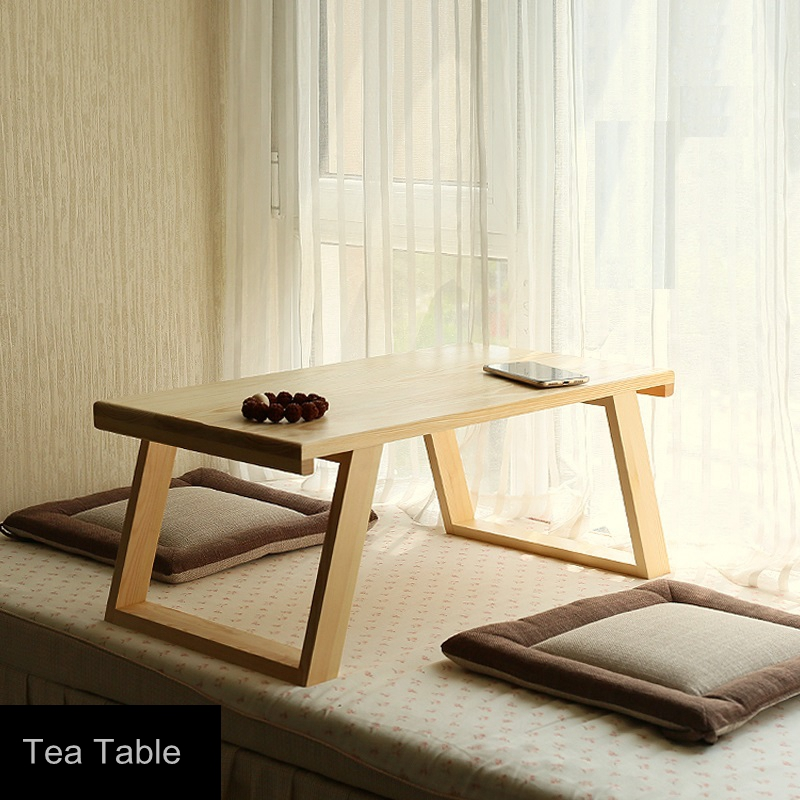 Japanese Style Coffee Table Small Tea Window Low Table Bed