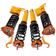 24 Steps Adjustable Damper Coilovers Kit For Nissan S13 Silvia 180SX 200SX 89 94