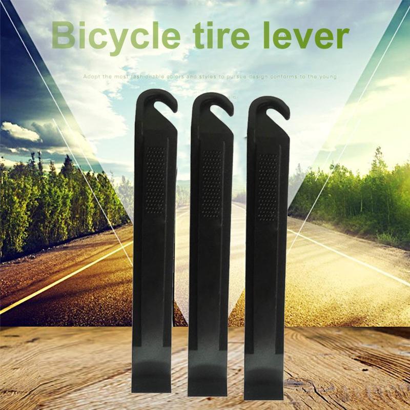 3 PCS Bike Cycling Bicycle Tyre Tire Lever Repair Opener Breaker Tool Tool SU