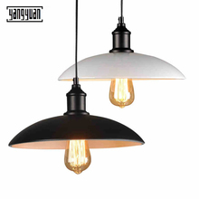 Vintage Pendant Light Bar Cafe Light Fixtures Loft Industrial Hanging Lamp Kitchen Fixture Decor Dining Room Lights iron lamps