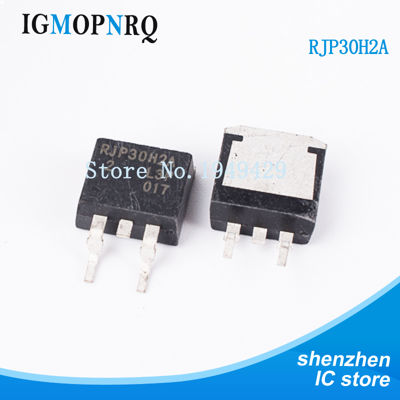 10Pcs RJP30H2A TO-263 RJP30H2 New Original Free Shipping Fast Delivery