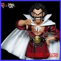 MODEL FANS MRC Dragon Ball Z Satan Hercule ring name Mark gk resin statue figure toy for Collection
