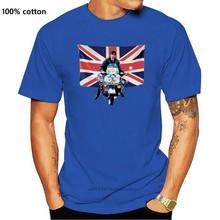Union Jack Scooter Mod Men's T-Shirt - Jam Fashion The Who Quadrophenia